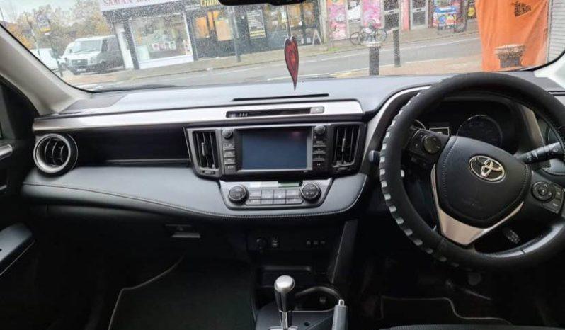 2016 Toyota Rav4 2.5 VVT-h Business Edition Plus CVT full