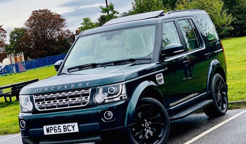 Land Rover Discovery 4 2015 (65 reg)  3.0 SD V6 HSE (s/s) 5dr full