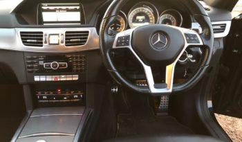 2015 Mercedes Benz E-Class E200 AMG Line 7G-Tronic full